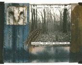Trees Speak - Inspirational Poetry Art Large Card/Frame-able Print