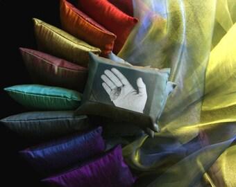 Dream Pillow - Green Hand