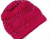 Summer Cotton Beret Hat