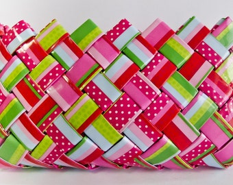 Just For Girls Coin Purse - Candy Wrapper Style