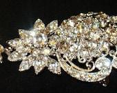 Bridal pendant\/brooch