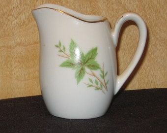 Made in Japan Maple Ivy Miniature Pitcher - 9028
