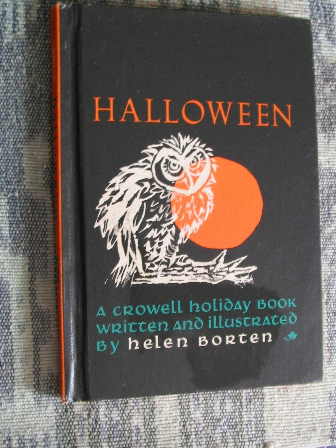 Halloween Helen Borten