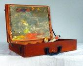 Vintage Pochade Painter's Portable Easel