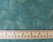 Teal Cotton Kona Bay Fabrics (Yardage Available)