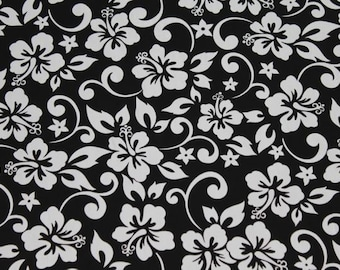 Classic Black and White Cotton from Robert Kaufman (Yardage Available)