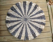 Woven Round Rug