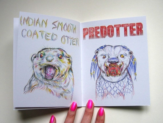 You Otter Know-- otter book