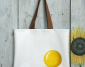 Egg Tote Bag by SBMathieu