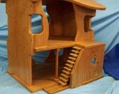 Waldorf  Style Dollhouse