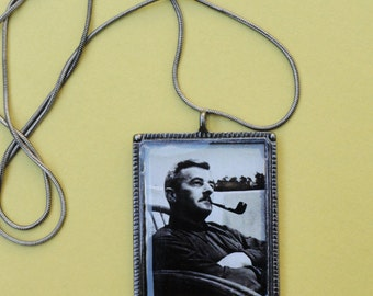 William Faulkner Necklace
