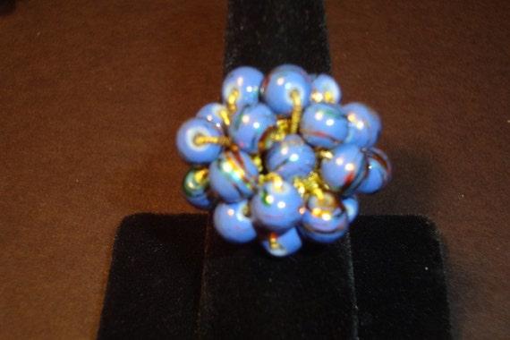 Sellers Choice Crochet Bauble Rings
