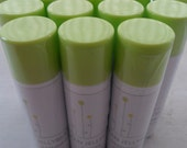 Handmade Lip Balm - 0.15 Ounce Tube - Lime Essential Oil
