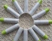 Handmade Lip Balm - 0.15 Ounce Tube - Lemon Essential Oil