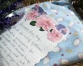 Organic Lavender Aromatherapy Rice Bag