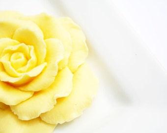 35 Rose Soap Favors - Wedding Favors - Pastel Soap Favors - Baby Shower Favors- Personalized Tag Options - Bridal Shower Favor