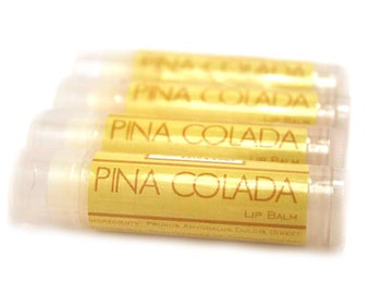 CLEARANCE SALE - Pina Colada Lip Balm
