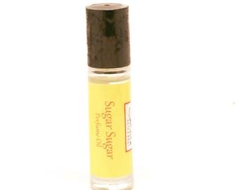Sugar Sugar Perfume Oil - Hello Sugar Type Scent