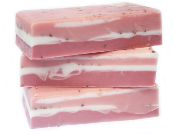 Cranberry Citrus Soap with Vanilla - Exfoliating Soap with Shea Butter, Goat's Milk Soap and Glycerin Soap - The Best of Everything