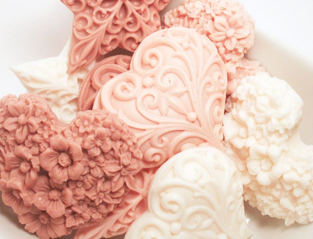 Decorative Soaps For Bridal Shower