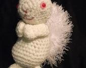 Stan the Albino Squirrel