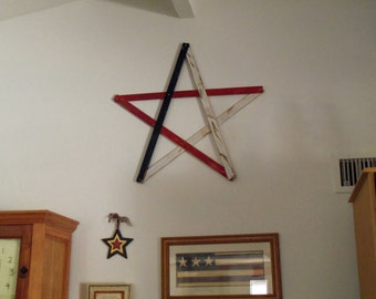 Large Star Home Decoration