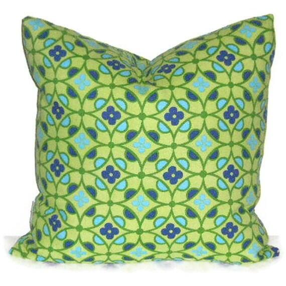"Decorative Pillow Cover 18"" X 18""   Throw Pillow, Cushion Cover, Home Decor, Soft Goods"
