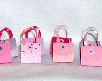 Set of 24 Purse Party Favors with Hershey Nugget Candy