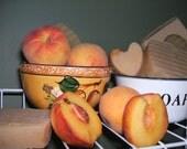 Sweet Fresh Canadian Peach Soap