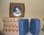 Natural Wooden Soap Dish/Card Holder