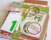 December Daily Christmas Scrapbook Kit