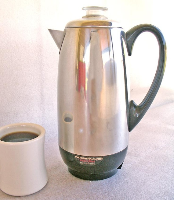 how to clean a perk coffee pot