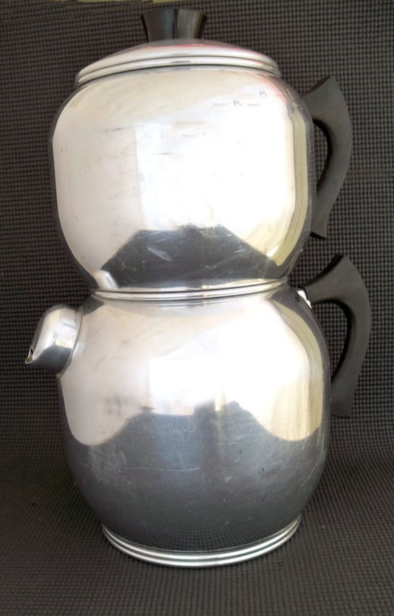 Vintage West Bend Kwik Drip 18 Cup Coffee Maker by coffeetropolis