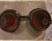 """Pair of """"Splicer"""" Style Goggle Lenses"""