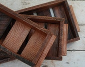 Nesting Garden Boxes by Peg and Awl
