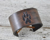 Lone Wolf Leather Band