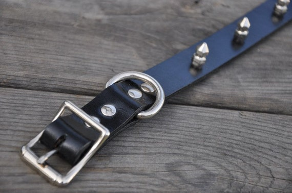 Big Dog Leather Collar SALE
