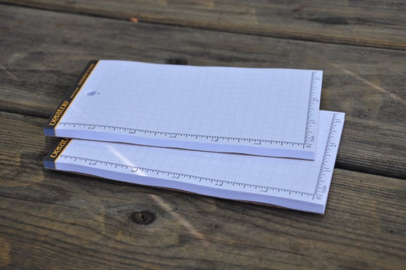 Notepad Refills for NorthernLeather Covers