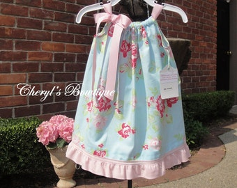 Shabby Rose Dress by Cheryl's Bowtique / 2016 Cottage Collection