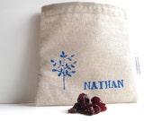 Personalized Eco friendly Reusable Sandwich Bag