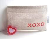 XOXO Eco Friendly Reusable Snack Bag