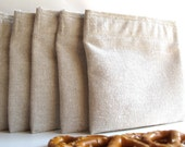 Reusable Tiny Snack bag set -Set of 5