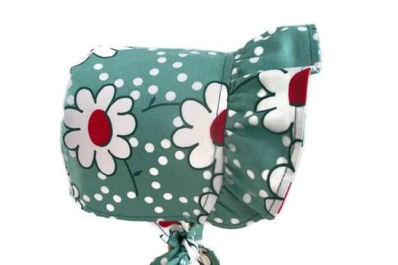 Easter Bonnet - Daisy Hat - Sun Bonnet