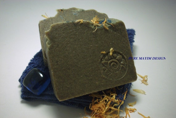 RAFA - Neem  Nettle  Peppermint  Tea Tree  Calendula  Soap