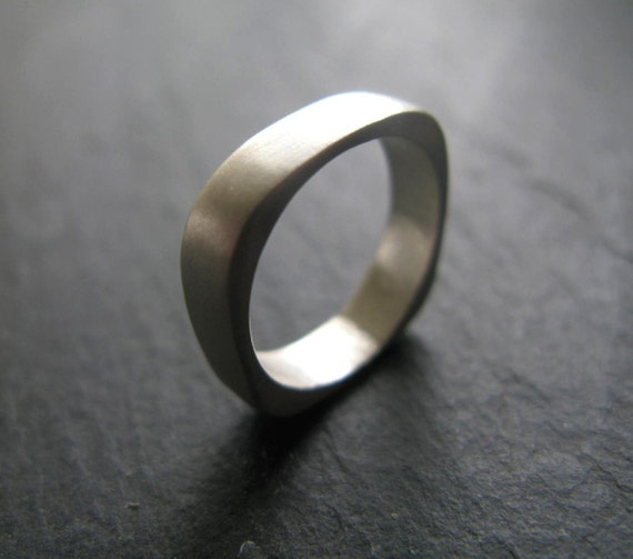 Whitney Ring - sterling silver band