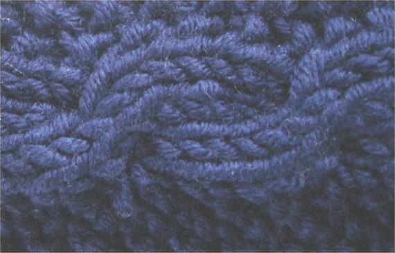 KNITTING PATTERN- Initial Baby Blanket in PDF knitting pattern from theknitti...