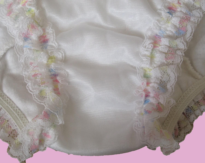 Ruffled Sissy Panties 45