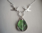Sparrow Splendor Necklace