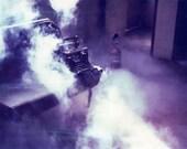 8x10 Smokin' Polaroid Print