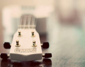 Still Life Photo, Mahalo, 5x7  Fine Art Print, Ukulele, Vintage Tones, Neutral Color, Natural Light Photography